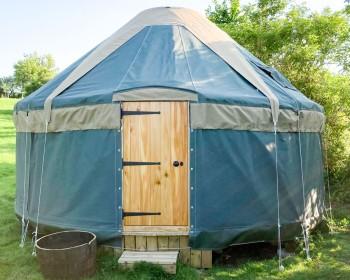 16ft Classic Ash Yurt