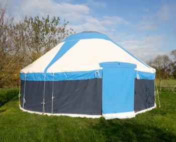 20ft Classic Ash Yurt