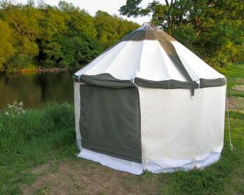 Duo Yurt