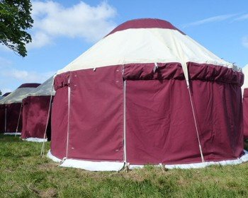 Small Yurt at Tipp Classical