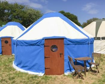 Medium Yurt
