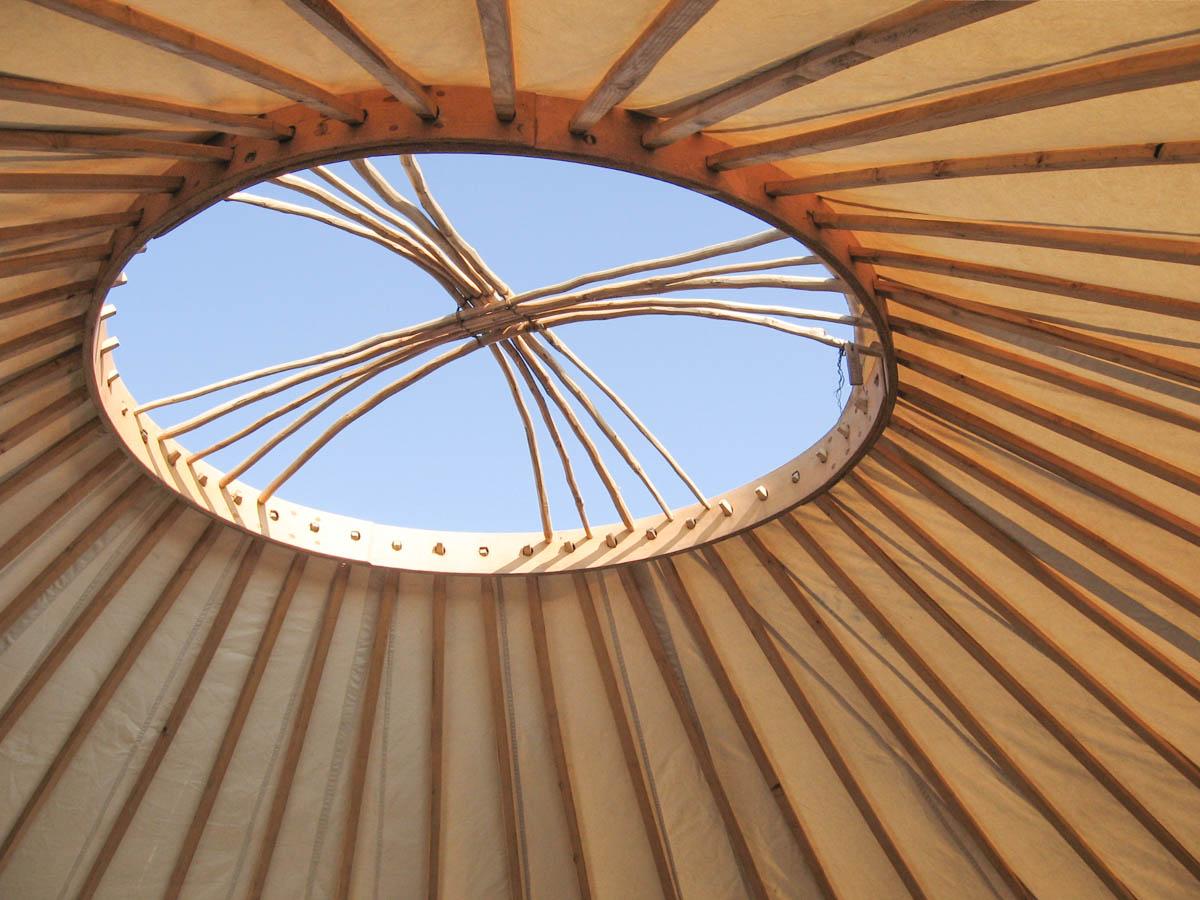 Ash Yurt Crown Ring