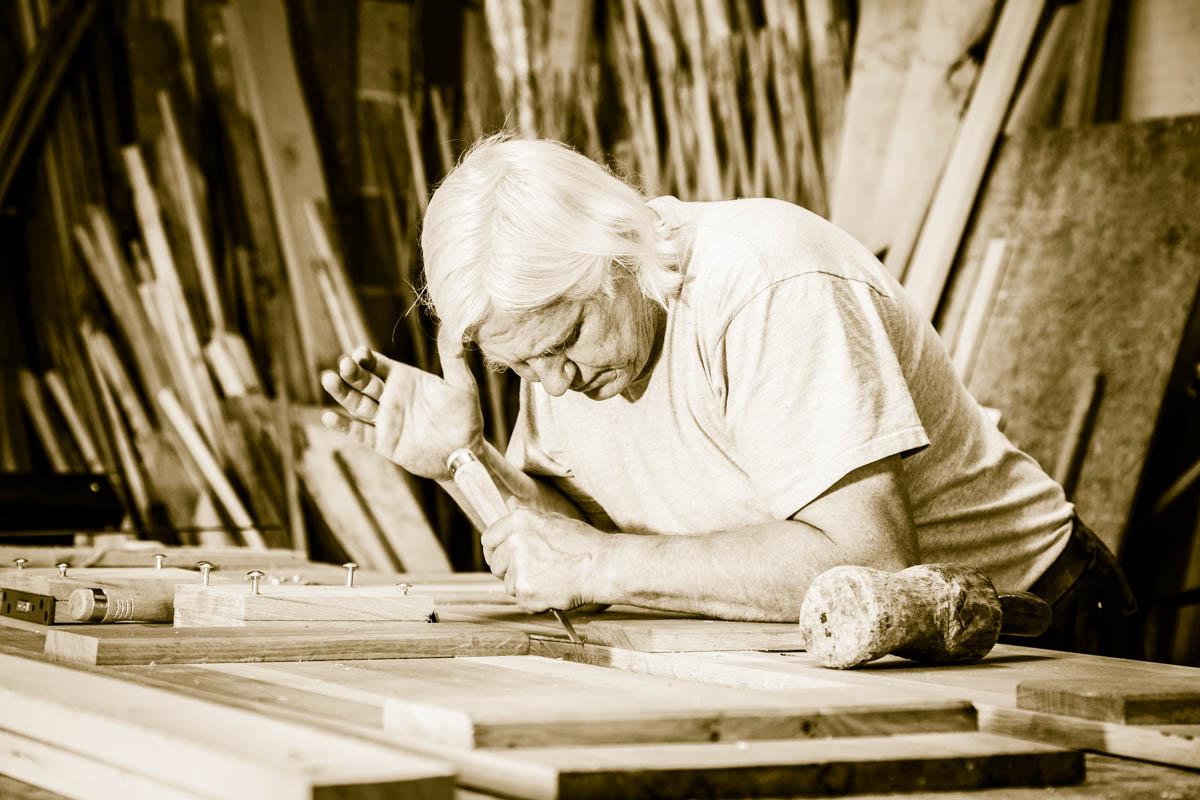Ash Frame Manufacture