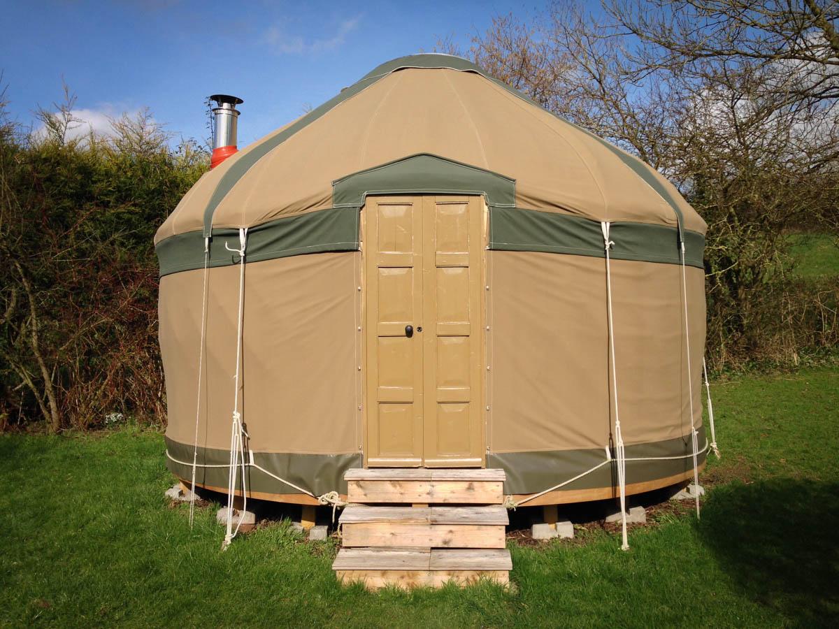 Tall Yurt
