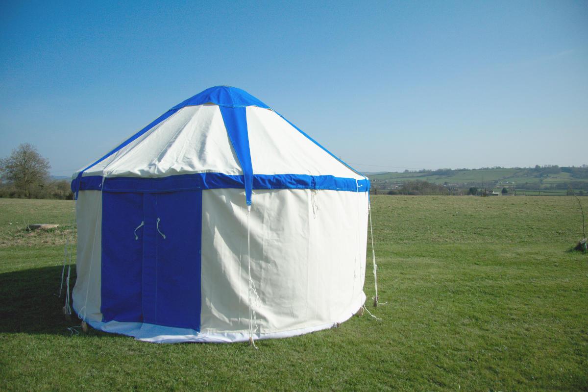 Popup Yurt