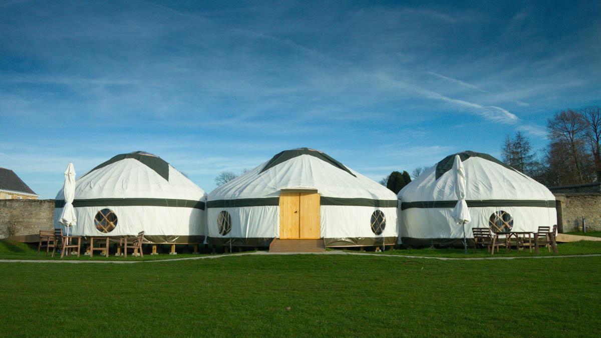 Multi Yurts