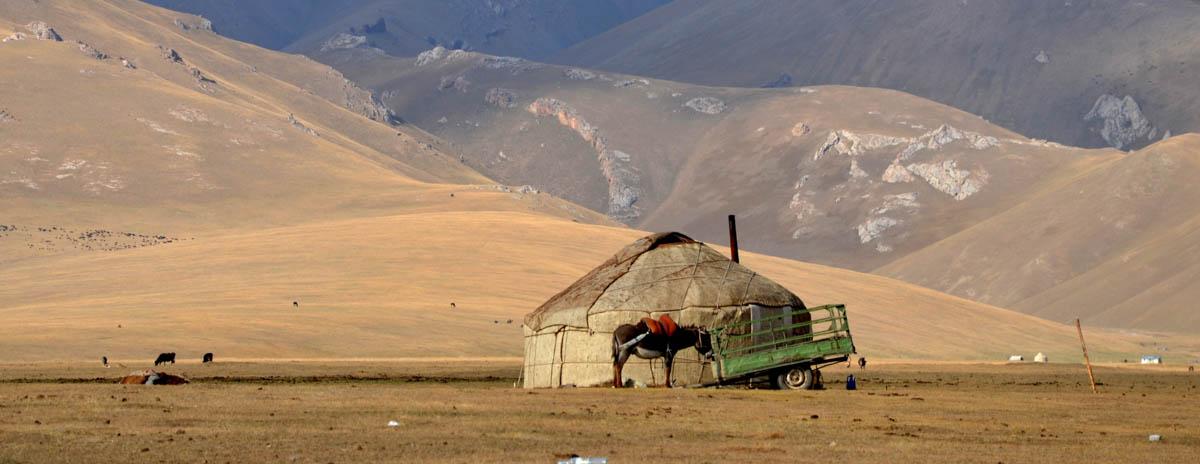 History of the Yurt