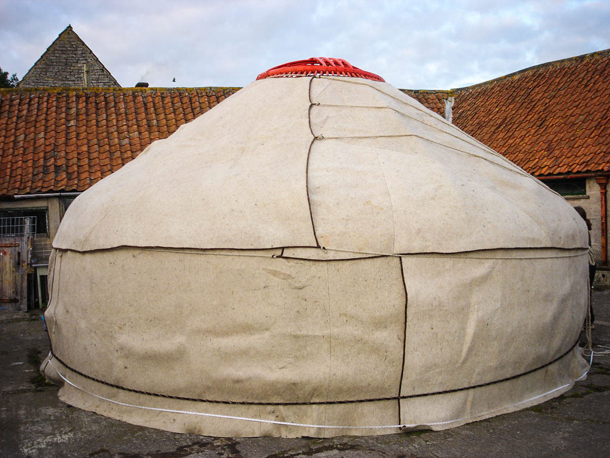Hearthworks Yurt Felt Insulation