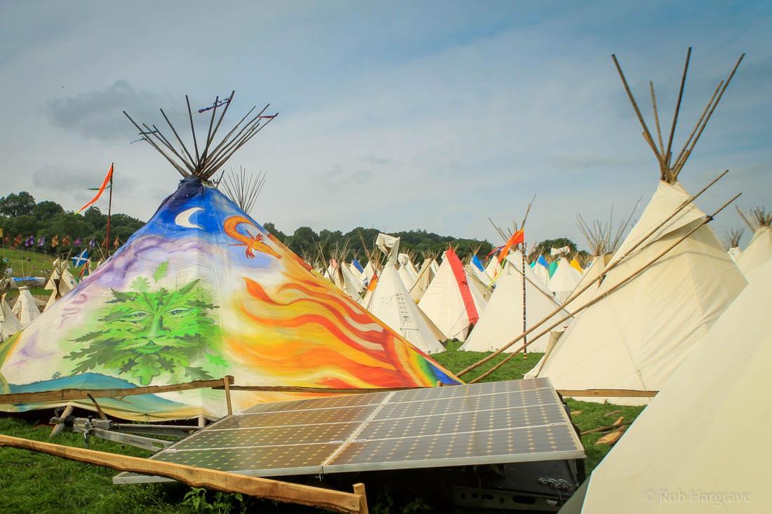 Solar Tipi Field
